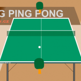 king ping pong game