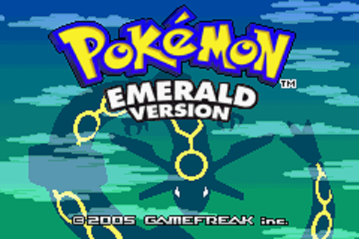 Pokemon Emerald Version Online PC no Click Jogos