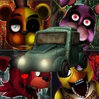 Five Nights at Mega Parking