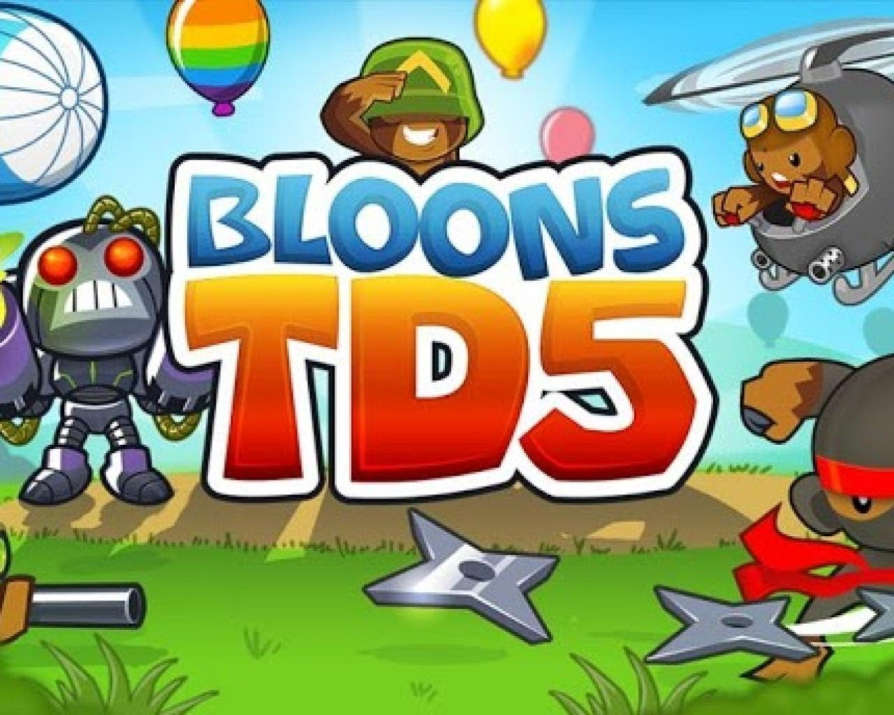 Balloon Tower Defence 5