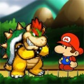 bowser's return game