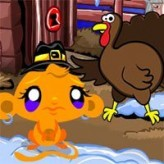 monkey go happy turkeys game