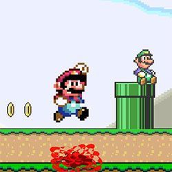 play super mario online without flash