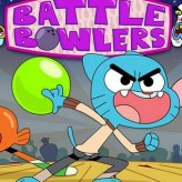 battle bowlers - the-amazing world of gumball game