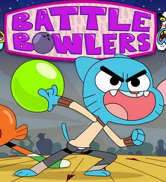 battle bowlers the amazing world of gumball play game online