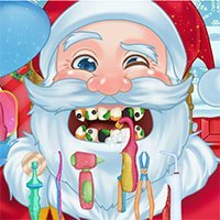 Christmas Dentist - Play Game Online