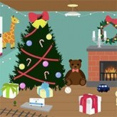 christmas toy room game