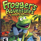frogger's adventures: temple of the frog game