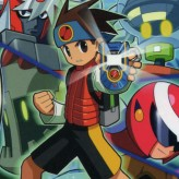 mega man battle network 4 game