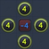 sum points level pack game