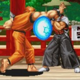 art of fighting game