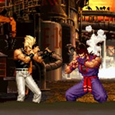 the king of fighters '95 game