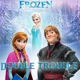 frozen double trouble game