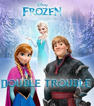 Play Frozen double trouble free online without downloads