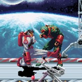 galaxy fight: universal warriors game