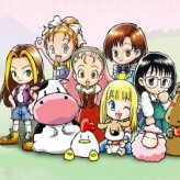 harvest moon: more friends of mineral town game