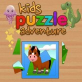 kids puzzle adventure game