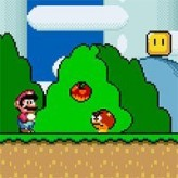 super mario world: return to dinosaur land game