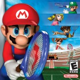 mario tennis - power tour game