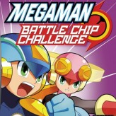 megaman battle chip challenge game