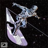 silver surfer game