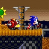 sonic back In time game