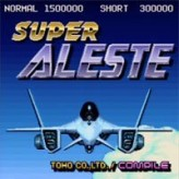 super aleste game