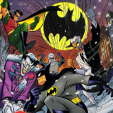 the adventures of batman and robin game