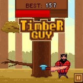 timber guy game