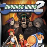 advance wars 2 : black hole rising game