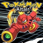 pokemon altair game