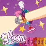 super looms: fishtail game