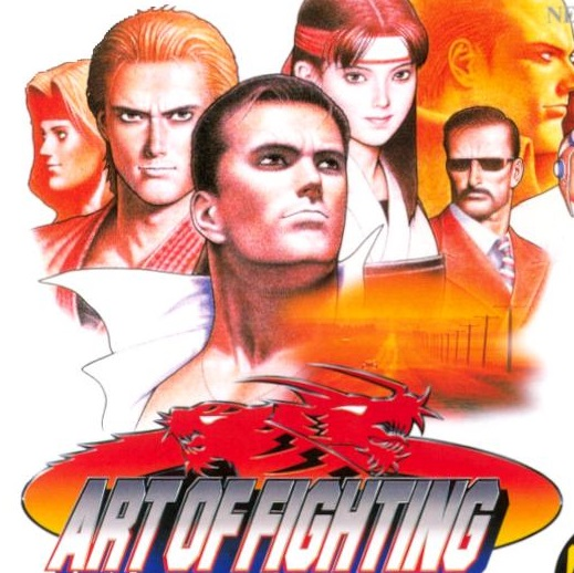 Art of Fighting 3 - Play Game Online