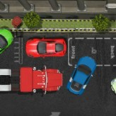 crazy car parking game