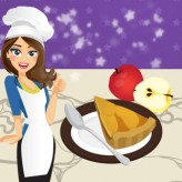 french apple pie - cooking with emma game