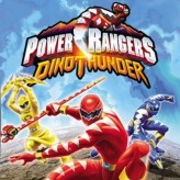 power rangers dino thunder game