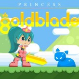 princess goldblade and the dangerous water game