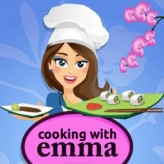 sushi rolls - cooking with emma game