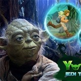 yoda jedi training game
