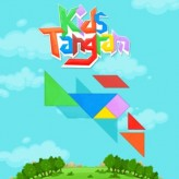 kids tangram game