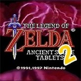 legend of zelda: ancient stone tablets 2 game
