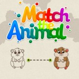 match the animal game