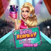 sery runway dolly game