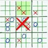 strategic tic-tac-toe game