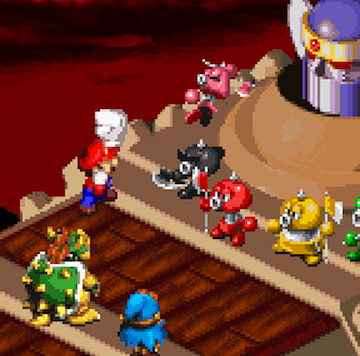 super mario rpg legend of the seven stars play game online