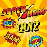 superhero quiz game