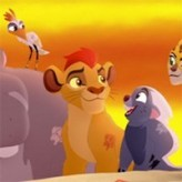 the lion guard: assemble game