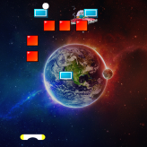 space blox shooter game