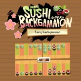 sushi backgammon game