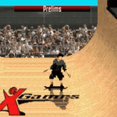 espn x-games skateboarding game